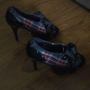 Betsyville Mary Jane heels